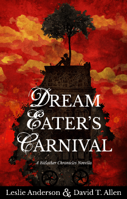 Dream Eater's Carnival book cover