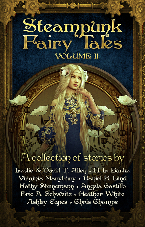 Steampunk Fairy Tales 3 book cover