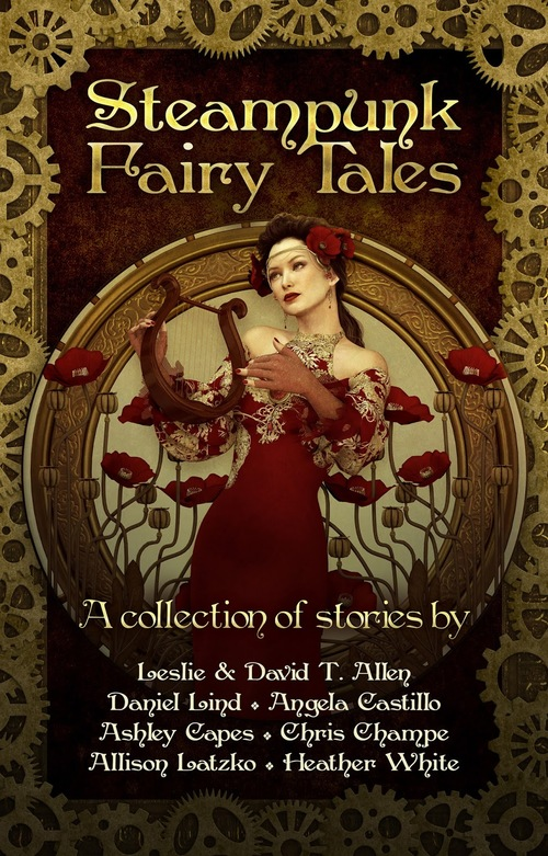 Steampunk Fairy Tales book cover